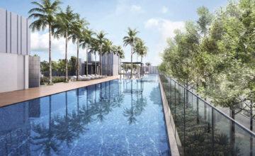 Peak Residence Perspective 10 Singapore