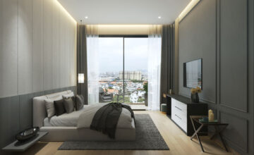 Peak Residence Perspective 4 Singapore